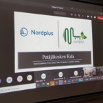 Our project is a Nordplus project.